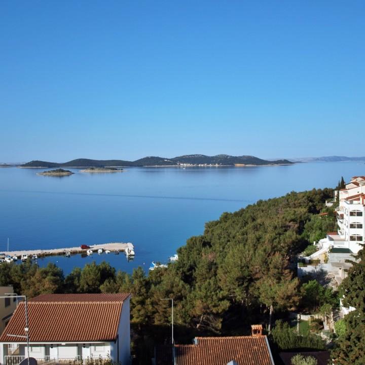 Apartments Mima Drage - sea view