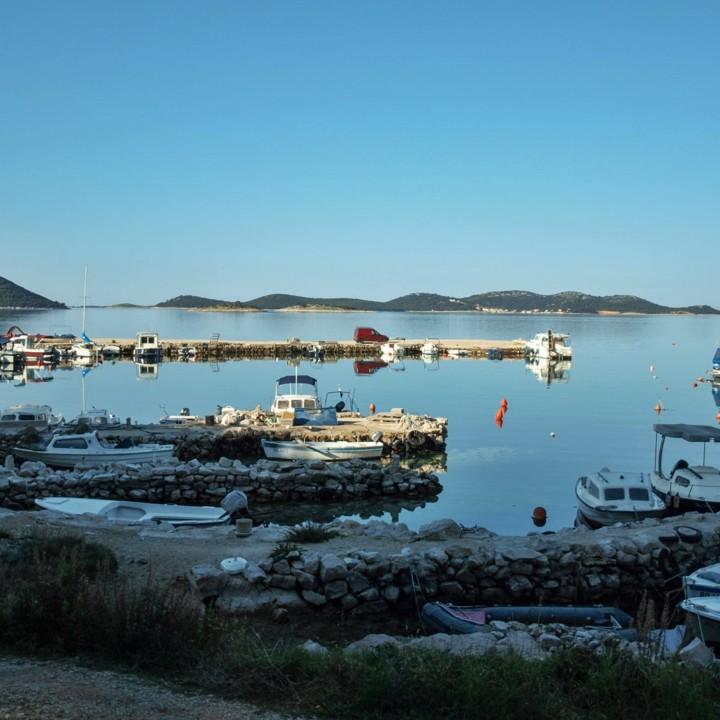 Apartment Mima - Drage - Panoramic view to Kornati archipelago