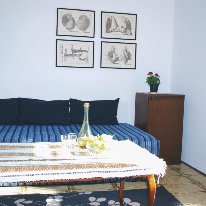 Apartment Arta Vela - living room - Apartments Mima Drage