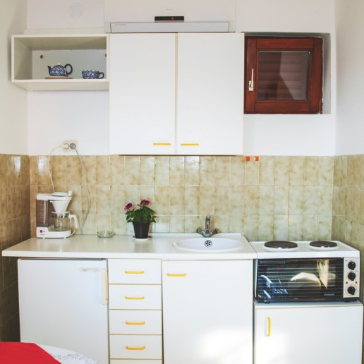 Apartment Arta Mala - kitchen - Apartments Mima Drage